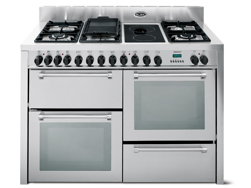 ELBA Professional 1.3m Gas/Electric Cooker 01/136PX634
