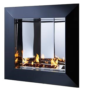 SYAM Picto-Fera Facia Single Sided Fireplace